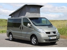 Renault EXPLORER 2.0DCI 115HP 5 berth, (2011) Motorhome for Sale