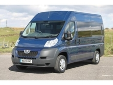 Peugeot NOMAD HIGH ROOF 2.2TDI 6 SPEED 4 berth, (2009) Motorhome for Sale